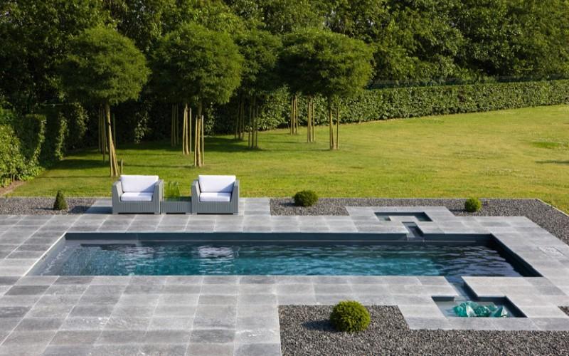 Privátní bazén Aquamarine Spa- kvalitní sklolaminát od RivieraPool