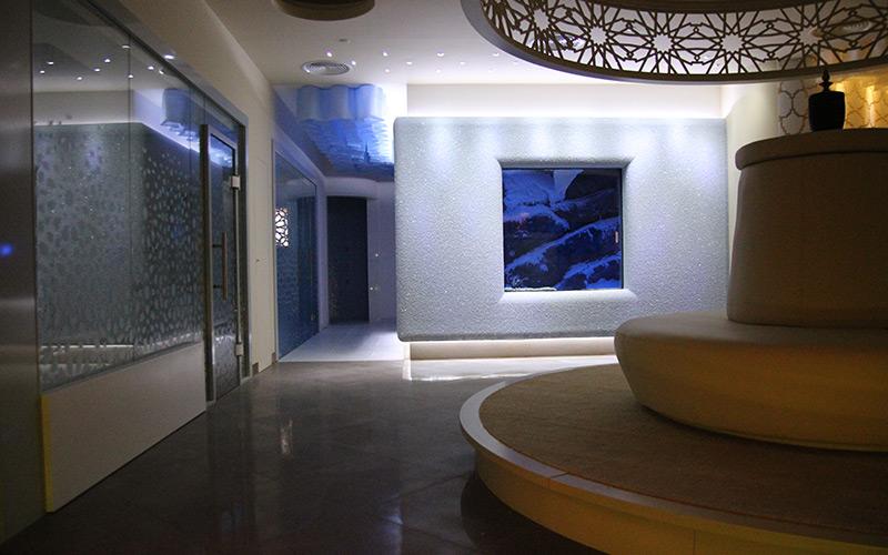 luxusní wellness v orientálním designu
