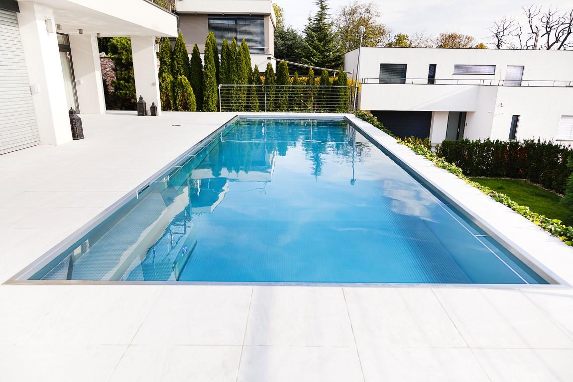 bazén Imaginox nedaleko Prahy