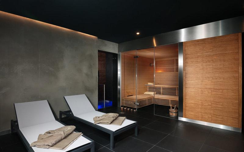 komerční sauna Klafs