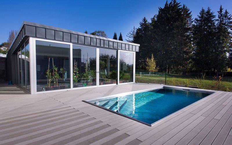 základně vybavený bazén Imaginox Střední Čechy
