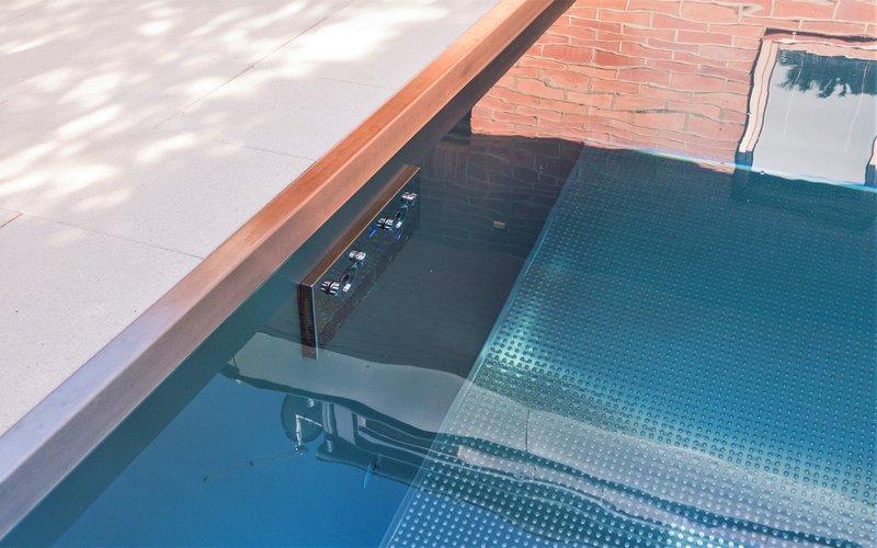 protiproud ve skimmerovém bazénu Imaginox