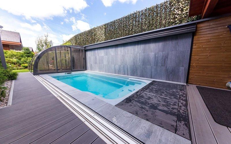 skimmerový bazén Riviera Pool