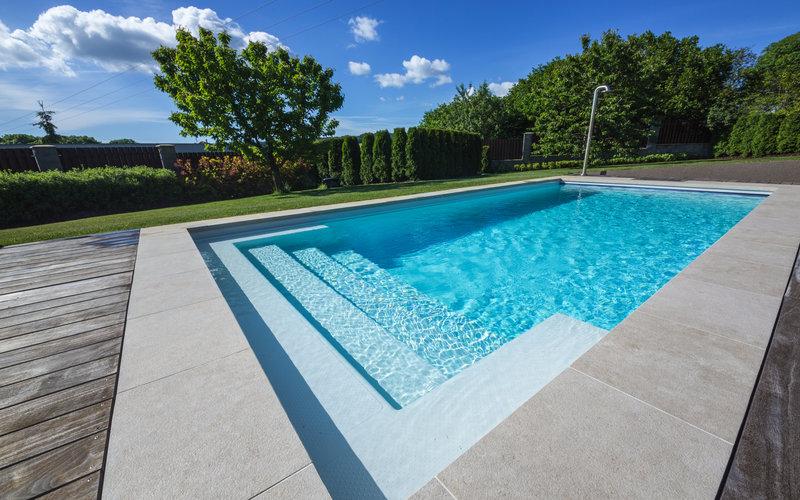 venkovní skimmerový bazén Riviera Pool