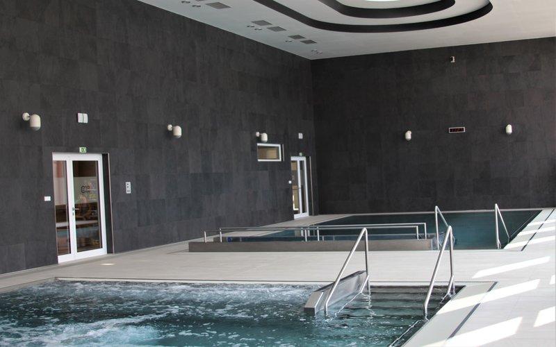 terapeutické bazény z nerezu