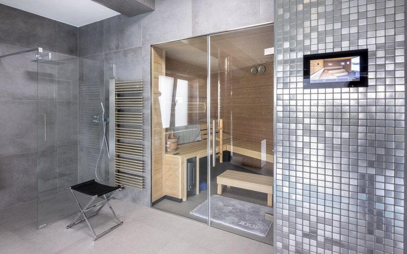 rodinná sauna prémiové kvality KLAFS