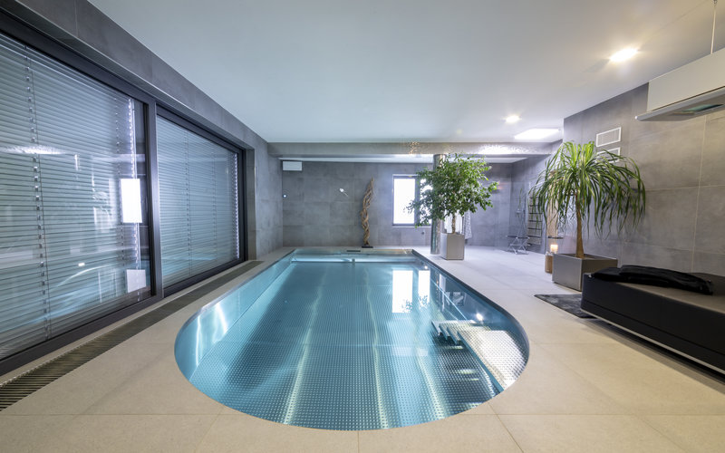 individuální nerezový bazén IMAGINOX